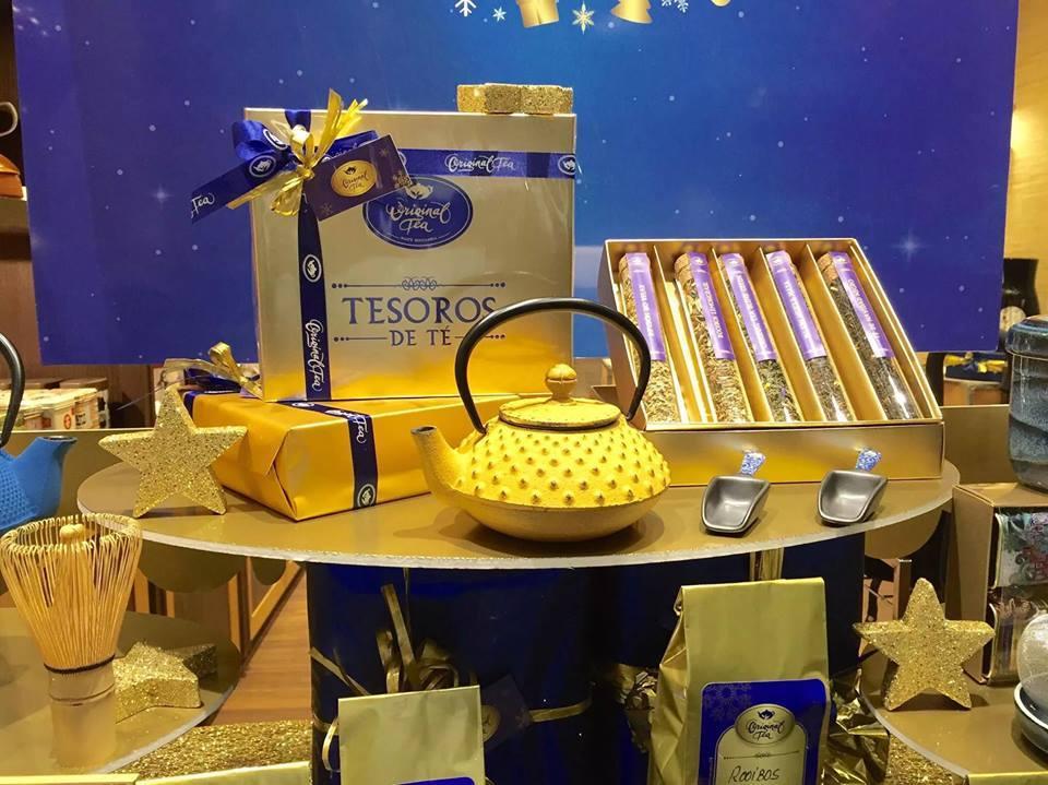 premio escaparate navidad Original Tea